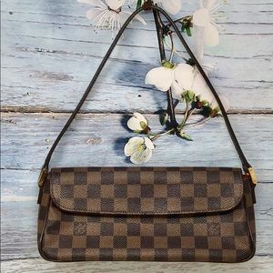 Authentic Louis Vuitton Darmier Satchel Bag